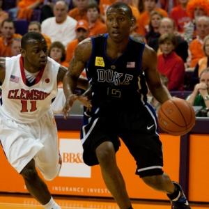 Duke guard Nolan Smith