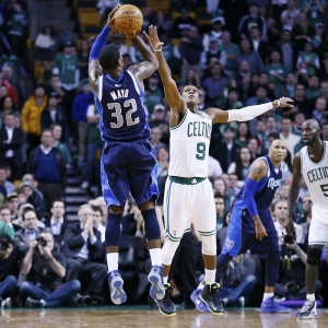 Dallas Mavericks shooting guard O.J. Mayo