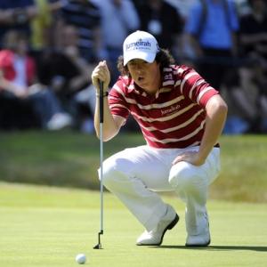 Rory McIlroy, PGA Tour golfer.