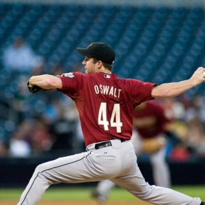 Roy Oswalt, pitcher for the Houston Astros.