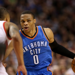 Russell Westbrook Oklahoma City Thunder