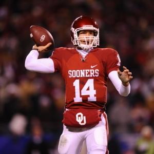 Oklahoma Quarterback Sam Bradford.