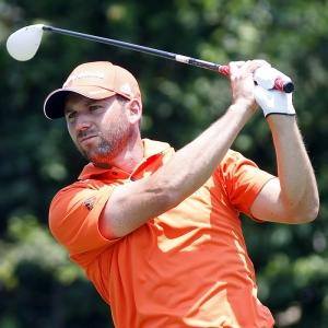 PGA golfer Sergio Garcia