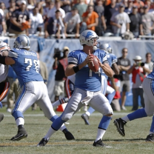 Detroit Lions back-up QB, Shaun Hill