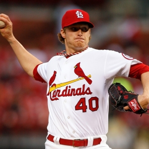 Shelby Miller of the St. Louis Cardinals