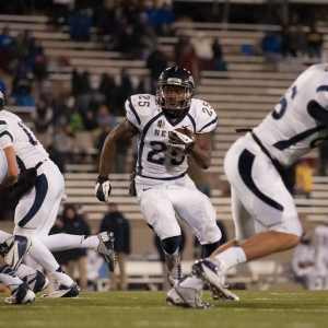 Nevada Wolf Pack running back Stefphon Jefferson