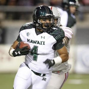 Steven Lakalaka Hawaii Warriors