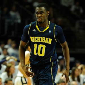 Michigan Wolverines guard Tim Hardaway Jr.