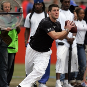 Former Florida QB Tim Tebow