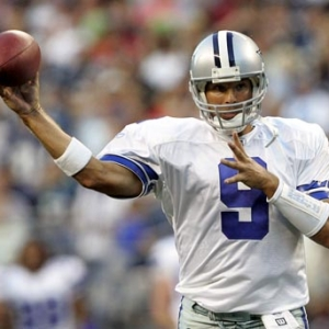 Tony Romo Dallas Cowboys quarterback