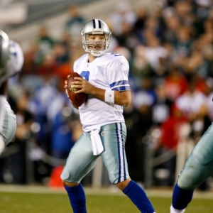 Dallas Cowboys Quarterback Tony Romo.