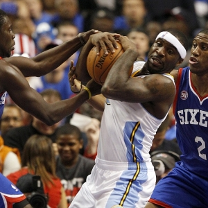 Ty Lawson of the Denver Nuggets