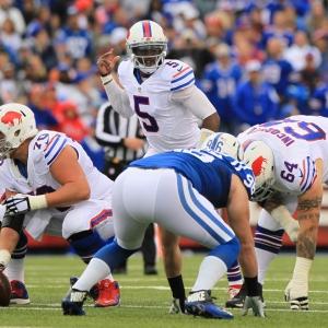 Tyrod Taylor Buffalo Bills