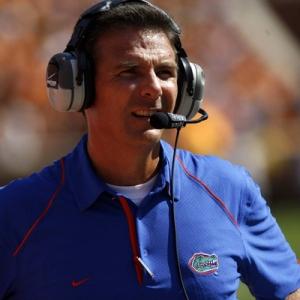 Florida Gators Head Coach Urban Meyer