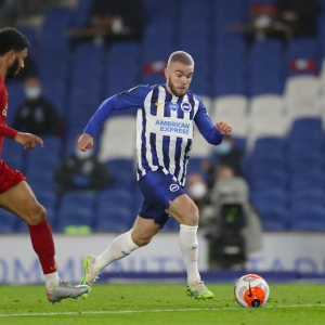 Aaron Connolly Brighton and Hove Albion