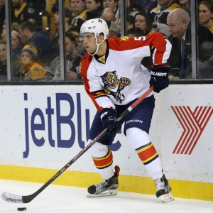 Florida Panthers Defenseman Aaron Ekblad