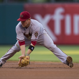 Aaron Hill Arizona Diamondbacks
