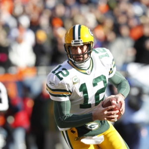 Green Bay QB Aaron Rodgers