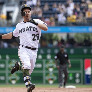 Adam Frazier Pittsburgh Pirates