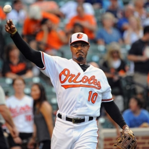 Adam Jones Baltimore Orioles