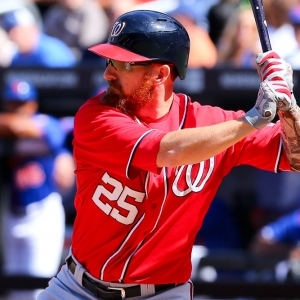 Adam LaRoche Washington Nationals