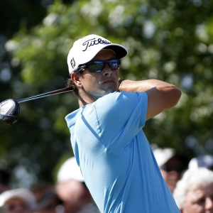 Adam Scott of the PGA Tour