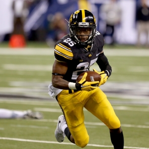 Akrum Wadley Iowa Hawkeyes