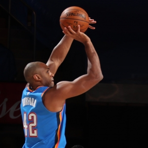 Al Horford Oklahoma City Thunder
