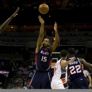 Atlanta Hawks center Al Horford