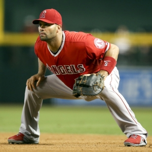 Albert Pujols Los Angeles Angels