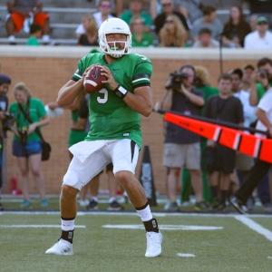 Alec Morris North Texas Mean Green