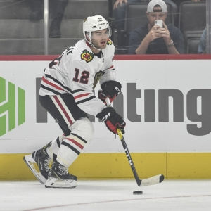 Alex DeBrincat Chicago Blackhawks