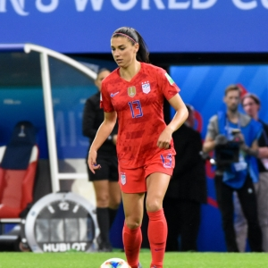 Alex Morgan United States World Cup