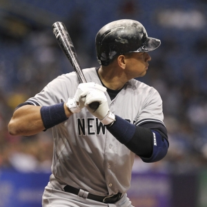 Alex Rodriguez New York Yankees