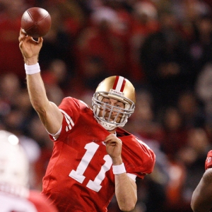 Alex Smith, QB of the San Francisco 49ers