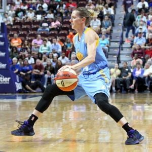 Allie Quigley Chicago Sky