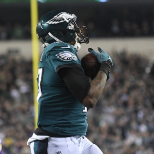 Philadelphia Eagles wide receiver Alshon Jeffery