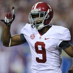 Alabama Crimson Tide wide receiver Amari Cooper