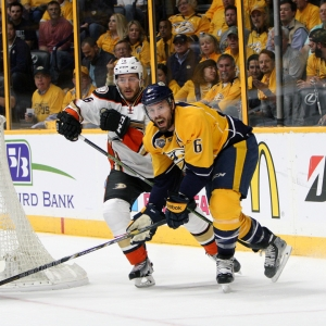 Anaheim Ducks Nashville Predators