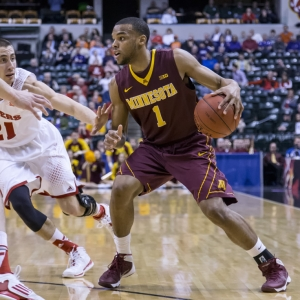 Andre Hollins Minnesota Gophers Basketball