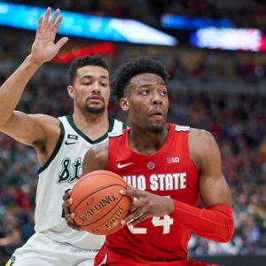 Ohio State Buckeyes forward Andre Wesson