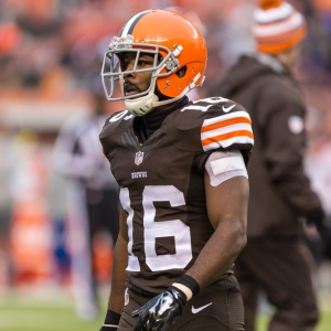 Andrew Hawkins Cleveland Browns
