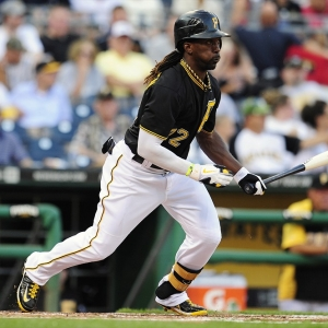 Pittsburgh Pirates center fielder Andrew McCutchen
