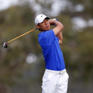 PGA golfer Anthony Kim