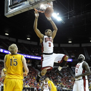UNLV's Anthony Marshall