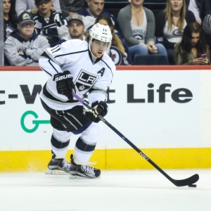 Anze Kopitar Los Angeles Kings