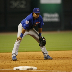 Aramis Ramirez of the Chicago Cubs.