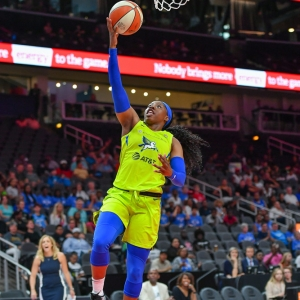 Arike Ogunbowale Dallas Wings
