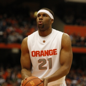 Syracuse center Arinze Onuaku.