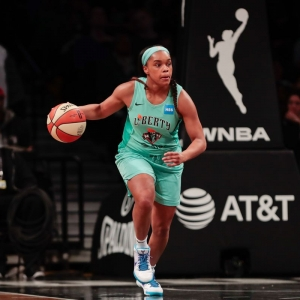 Asia Durr New York Liberty